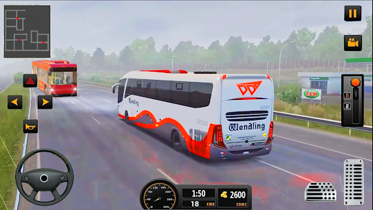 Free US Modern Coach Bus  Ultimate Transport 2021 1