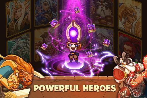 Empire Warriors: Tower Defense TD Strategy Games  screenshots 4