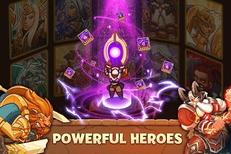 Empire Warriors: Tower Defense TD Strategy Games 2.4.12 MOD APK [INFINITE MONEY] 4