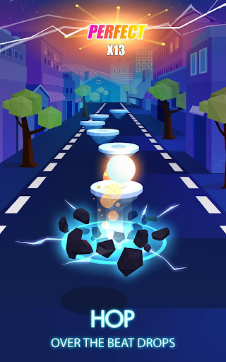 Hop Ball 3D: Dancing Ball on Music Tiles Road screenshots 10