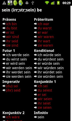 German Verbs For PC Windows (7, 8, 10, 10X) & Mac Computer Image Number- 6