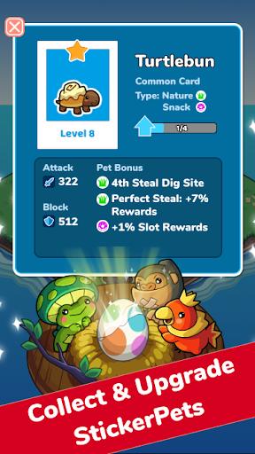 StickerPets Raid  screenshots 11
