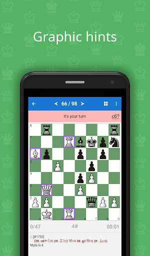 Mate in 3-4 (Chess Puzzles)  screenshots 2