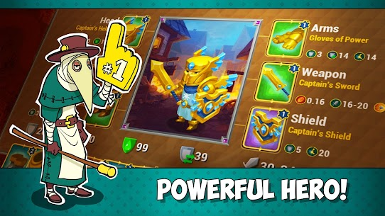Tower Defense: New Realm TD MOD APK 1.2.62 (Unlimited Currency) 5
