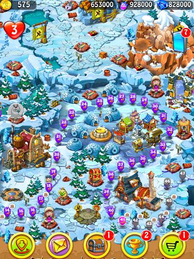 Magica Travel Agency: Match 3 Games, Jigsaw Puzzle  screenshots 21