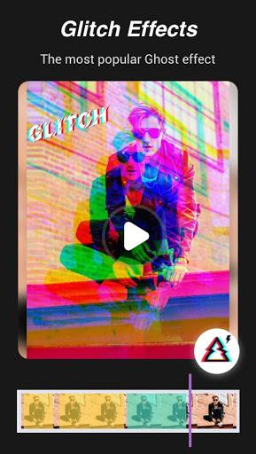 Magic Video Effect - Music Video Maker Music Story apktram screenshots 3