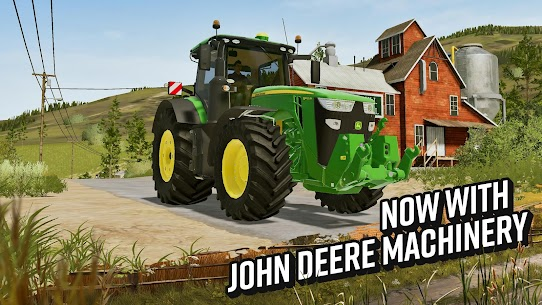 Farming Simulator 20 (MOD, Unlimited Money) 1