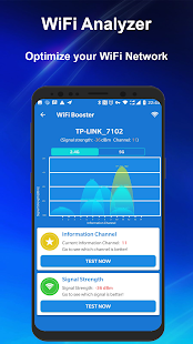 WiFi Manager - WiFi Network Analyzer & Speed Test