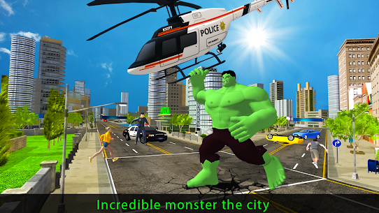 Incredible Monster City Battle Apk Download 1