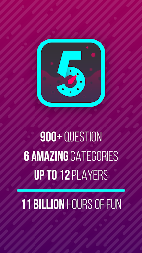 5 Second Rule - Drinking Game Apkfinish screenshots 5
