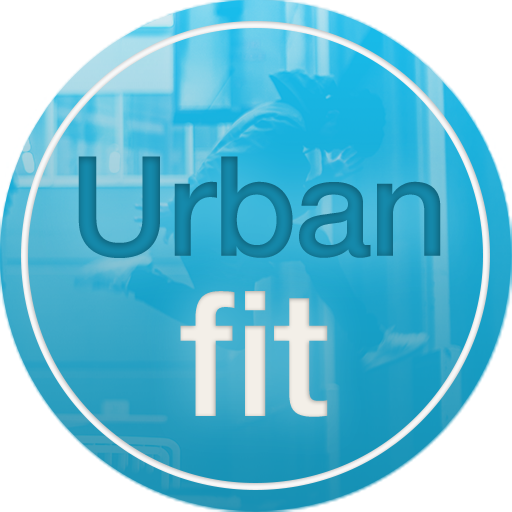 Urban fit icon
