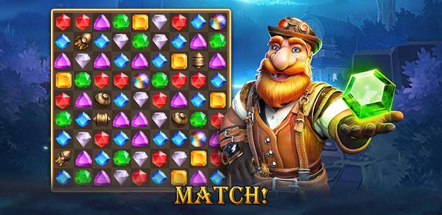 machinartist - free match 3 puzzle games hack