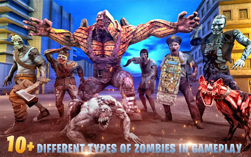 Zombie Hunter Hero 1.0.14 Screenshots 8