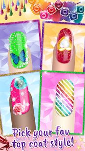 Nail Salon - Design Art Manicure Game 1.4 Screenshots 8