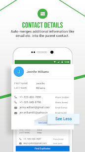 Duplicate Contacts Fixer and Remover 2.1.2.29 Apk 4