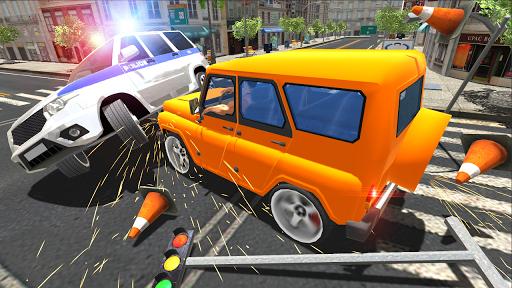 Grand Crime Gangster Simulator apktram screenshots 9