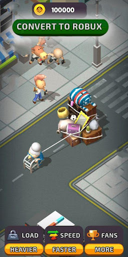 Strong Granny - Win Robux for Roblox platform  screenshots 4