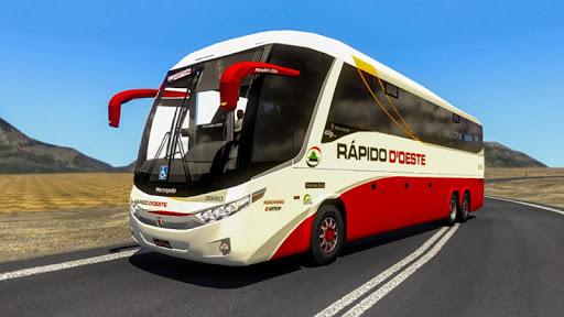 Euro Bus Driving Real Similator 2021  screenshots 5