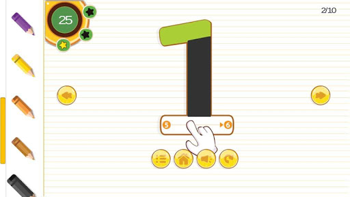 Learn To Write Letters / Alphabet ABC For Kids screenshots 5