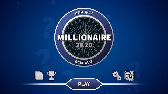 Millionaire 2020 Free Trivia Quiz Game screenshots 2