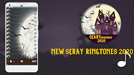 screenshot of Scary Ringtones & Sounds 2020 &  Ghost mp3 ☠