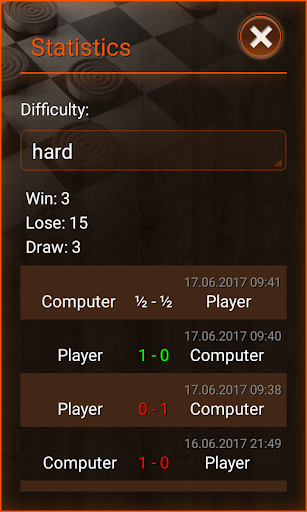 Russian Checkers 1.14 screenshots 5