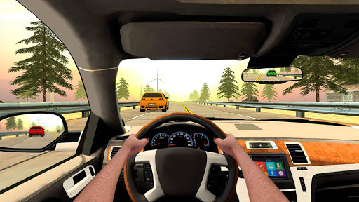 Traffic Racing In Car Driving : Free Racing Games 1.2.2 screenshots 2