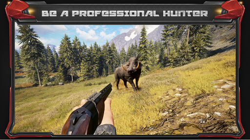 Wild Hunt - Pig Sniper Shooting 1.0.19 screenshots 10