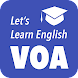Let's Learn English with VOA
