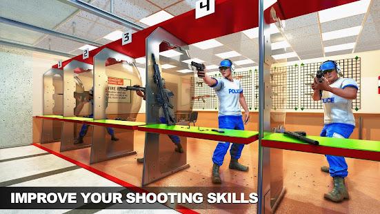 US Police Training School - Police Shooting Game 1.0.4 Screenshots 6