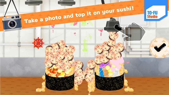 Download TO-FU Oh!SUSHI v2.9 (Mod – unlocked) 3