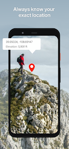 Gaia GPS: Hiking, Offroad Maps MOD APK 5