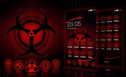 Sharingan Theme: Cool launcher Rasengan Wallpaper 4.0.11 Screenshots 5