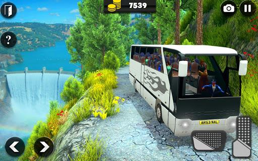 Offroad Bus Driving Simulator 2019: Mountain Bus apktram screenshots 15