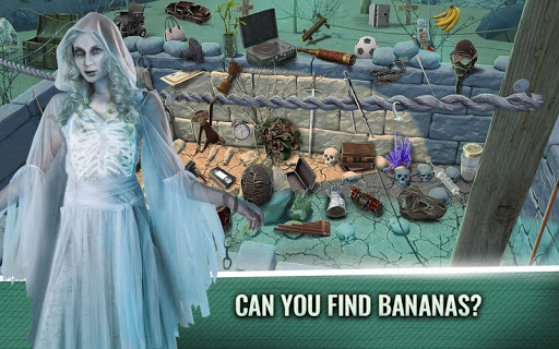 Abandoned Places Hidden Object Escape Game 2.8 screenshots 1