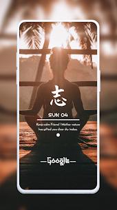 Zen KWGT 3.0 Apk 2