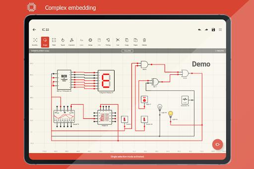 Logic Circuit Simulator Pro android2mod screenshots 10