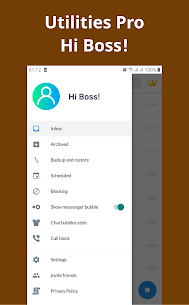 Messenger Bubble SMS – Free Chat SMS, MMS 4