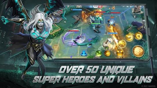 MARVEL Super War Mod 3.15.0 Apk (Unlimited Money) 4
