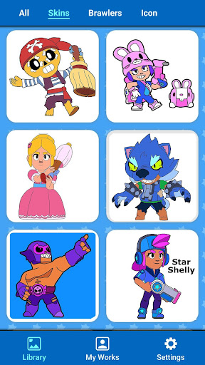 Coloring for Brawl Stars 0.27 screenshots 15