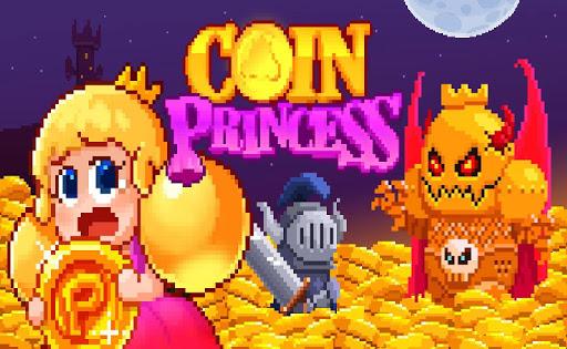 Coin Princess: Offline Retro RPG Quest  screenshots 8