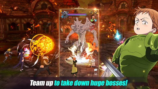 The Seven Deadly Sins: Grand Cross Full Apk Download 4