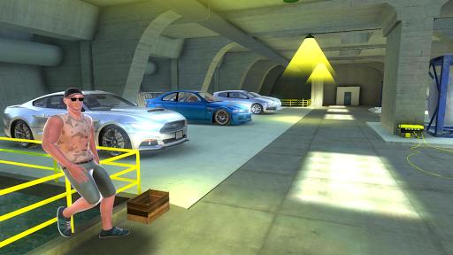 Mustang Drift Simulator 1.3 Screenshots 1
