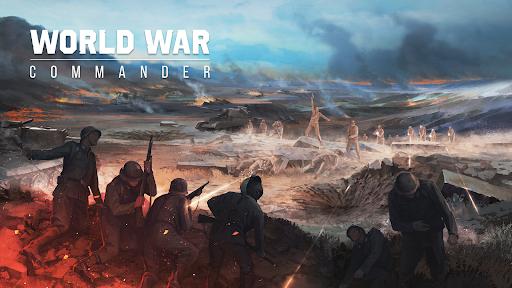 World War Commander: WW2 RTS - War Strategy Game Apkfinish screenshots 4