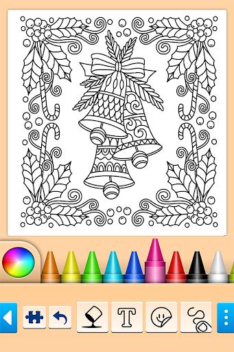 ud83cudf85Christmas Coloring  screenshots 21