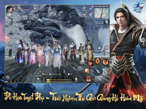 Tuyu1ebft u01afng VNG - Kiu1ebfm Hiu1ec7p Giang Hu1ed3 1.0.46.1 screenshots 10