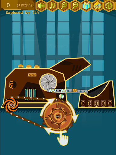 Steampunk Idle Spinner: Coin Factory Machines 1.9.3 screenshots 9