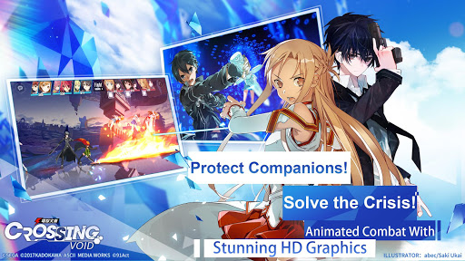 Dengeki Bunko: Crossing Void 3.0.1 screenshots 10