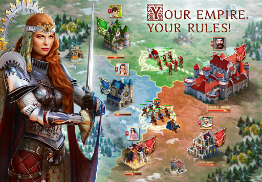 Throne: Kingdom at War 4.8.1.644 Screenshots 10