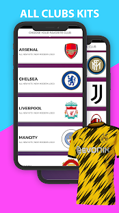 DLS kits- Dream League Kits 2021